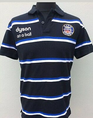 Bath Rugby Polo Shirt Size L