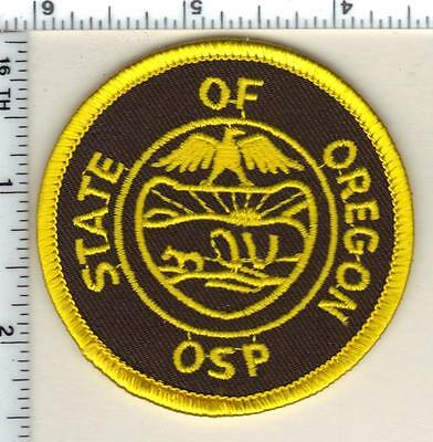Oregon State Prison (OSP) Shoulder Patch - new from 1992