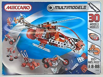 Meccano Multi Models 30 Model Set 7530 Multimodels