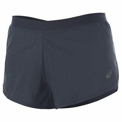 Shorts Asics 2N1-3.5in Negro Mujer