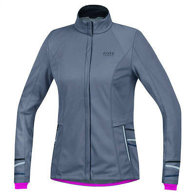 Chaqueta Gore Mythos 2.0 WS SO Gris Mujer