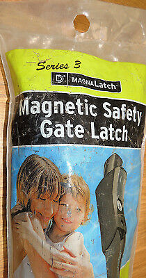 D&d Magna Latch Series 3 Magnetic Pool Child Safety Gate Latch Top-Usa Seller