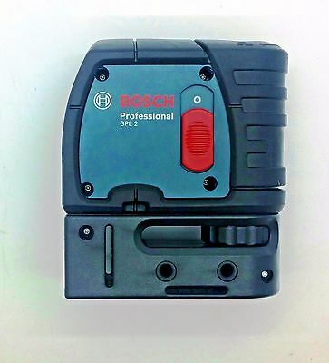 Bosch Gpl2 2-Point Compact Self-Leveling Plumb Laser Level