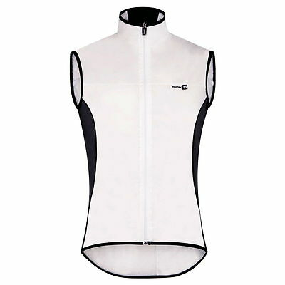 Chaleco Santini Ice 2.0 Windproof Negro