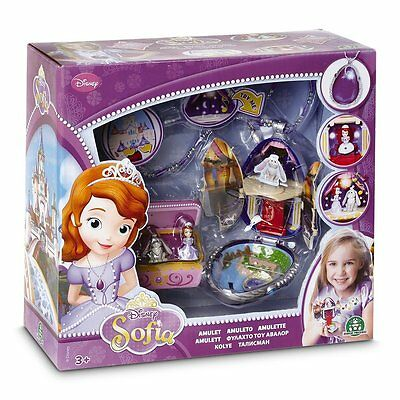 Sofia the First Magic Amulet Playset