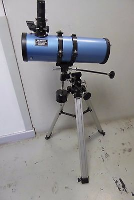 SkyWatcher Skyhawk-114/1000 EQ1 Telescope 1310029
