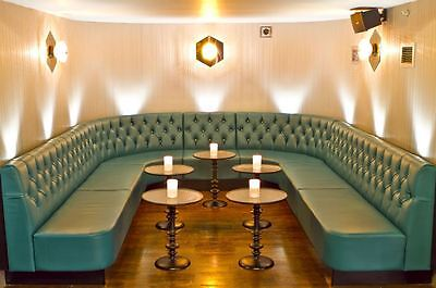 UK Manufacturers of Bespoke Restaurant, Cafe Seating, Benches, Booths, Chairs