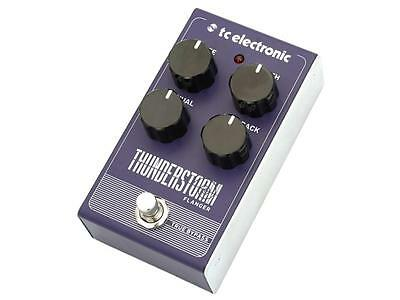Pedale chitarra TC Electronic Thunderstorm Flanger Nuovo!!!