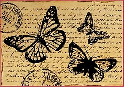 Rice paper 21х29cm.OLD LETTER . Decoupage. scrapbooking. crafts. STAMPERIA