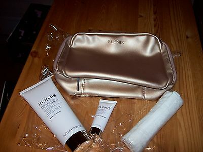 Elemis Advanced Skincare Gift Set With Toilet Bag