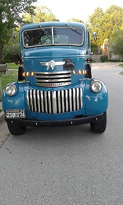 1946 Chevrolet Other Pickups  1946 Chevy Cab Over Truck