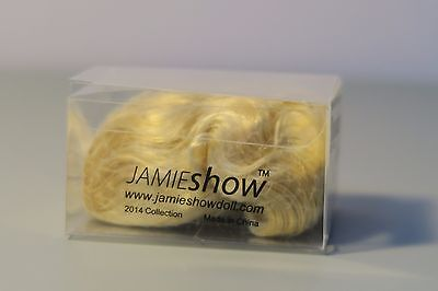 """Jamieshow Veronica Blonde Rooted Wig Cap For 16"""" Jamieshow Dolls Only Nrfb"""