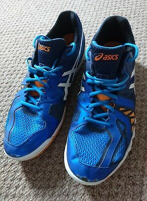 ASICS GEL BLADE 5 COURT SHOES . size  11.5 UK