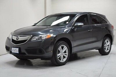 2014 Acura RDX  2014 Acura RDX one owner accident free Carfax only 36k miles
