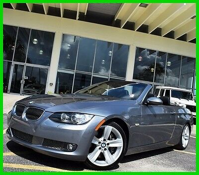 2009 BMW 3-Series 335i 2009 335i Used Turbo 3L I6 24V Automatic RWD Convertible Premium