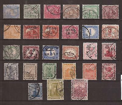 Agypten - Egypt  Oldies  - Lot Of  Very Old Stamps