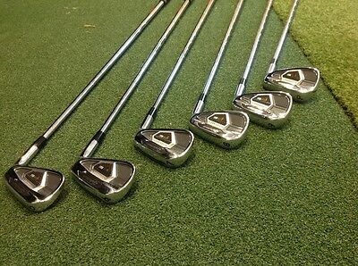 TaylorMade PSI Tour Forged Irons 5-pw  kbs stiff Shafts (9.5/10 Cond)