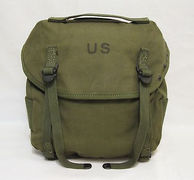 U.S. Army/USMC M-1956 Combat Field Pack Butt Pack 1962 Excellent Condition