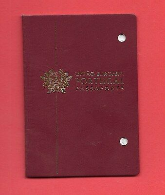 ☆ Portugal  ☆  2003 Obsolete  Travel Document ☆