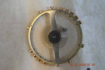 18 S Elgin-B W Raymond-(COMPLETE BALANCE)-New Old Stock-Double Roller