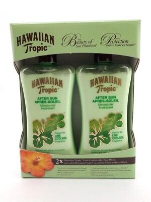 Hawaiian Tropic After Sun Lime Coolada Moisturizing Sun Care Lotion - 480ml (Pac