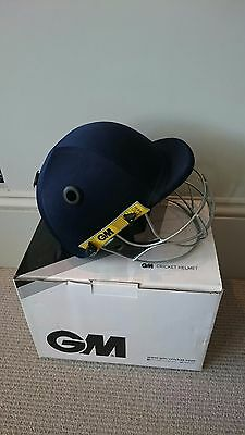 GM Icon Geo Cricket helmet Senior Small