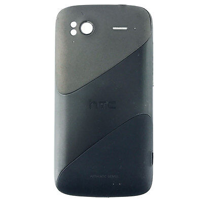 2x HTC SENSATION 4G BATTERY COVER BACK DOOR + VOLUME BUTTON USED