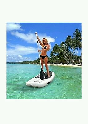 Tower Adventurer 300cm inflatable Paddle Board (15cm thick) with pump