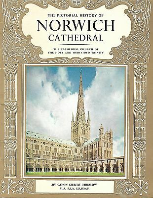 Pride of Britain Books 1950-60'sThe Pictorial History Cathedral Norfolk