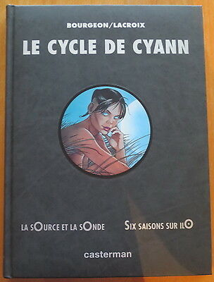 Bourgeon - CYCLE de CYAN TT 1 & 2 - Casterman