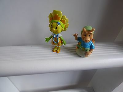 """Fifi And Flowertots """"FiFi And Slugsy"""" Toy Figures"""
