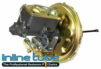 "70-81 Camaro Firebird 11/"" Delco O.E.M Correct Power Disc Drum Brake Booster Kit"