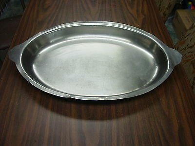 Oval Chaffing pans