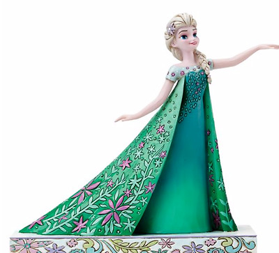Limited Edition Elsa Frozen IN BOX WITH TAG Disney Traditions