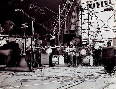 Genesis Great Western Festival Lincoln 1972 Magazine Photo