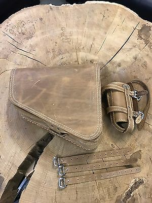 ORLETANOS Sportster 1200 883 Iron 48 Forty Eight Edition Harley Davidson Tasche
