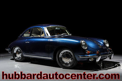 1965 Porsche 356 Rare SC Reutter Coupe, Fully Restored, Matching Nu 1965 Porsche 356 SC Reutter Coupe, Matching Numbers, Fully Restored, WOW!
