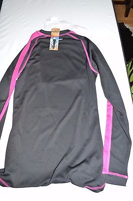 BNWT Brand New Ladies crane cycling base layer top Small (8-10)