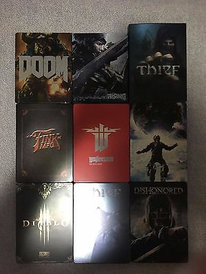 Lotto Collector's Limited Steelbook Steelbox PS3