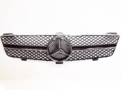 W219 C219 CLS Sport grille grill AMG Style 2008 ONWARDS