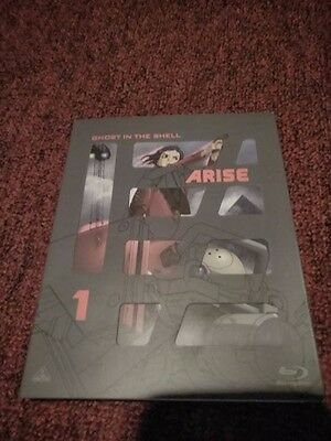 "Ghost In The Shell Arise 1 ""slightly used"""