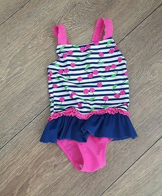 Baby Girls Swimming Costume  Age 12-18 Months