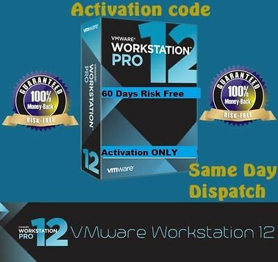 VMware Workstation 12.5 Pro Busines,Full version,Genuine & LifeTime License Fast