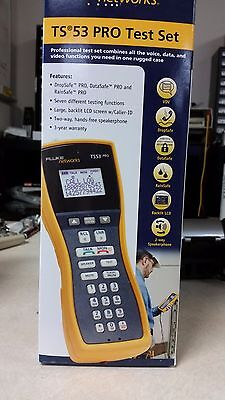 Fluke networks TS53 PRO Test Set