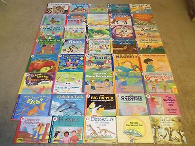 Huge Lot 40 LET'S READ AND FIND OUT SCIENCE Books Stage 1 & 2 TEACHER HOMESCHOOL