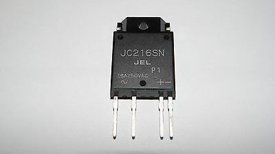 Solid State Relais JC216SN SSR 250V /AC 16A / AC JEL (SHARP) Arduino Modellbau
