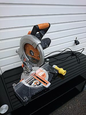 Evolution Rage3-B 210mm TCT Multipurpose Compound Mitre Saw 110V