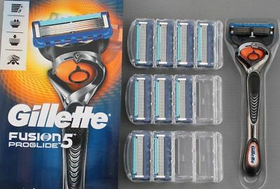 Gillette Fusion Proglide Or Pro Glide Power Blades Uk Stock
