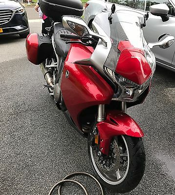 2010 Honda Interceptor  2010 Honda VFR1200 UPDATED