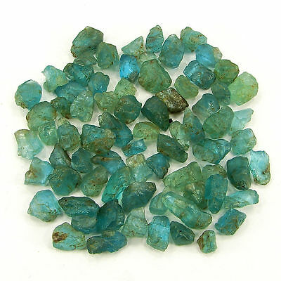 200.00 Ct Natural Apatite Loose Gemstone Stone Rough Specimen Lot - 6275